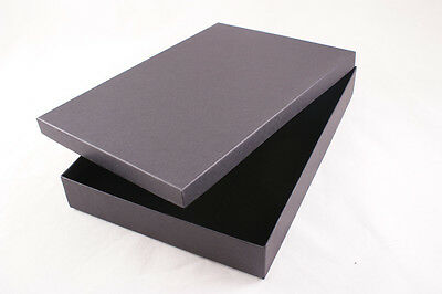 10 x  Large Necklace Sets Tiara Universal Box - Colour & Insert Option (size 12)