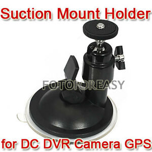 Mini-Suction-Cup-Ballhead-Mount-Tripod-Holder-For-Car-Window-Screen-GPS-Camera