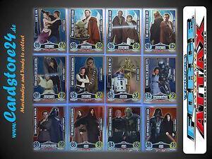 Star-Wars-Force-Attax-Movie-CardSerie-1-Zusatz-Power-Karten-einzeln-wahlbar