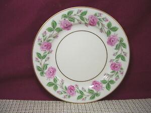 Noritake China N1940 Pattern Roses Rosebuds Salad Plate