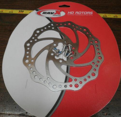 RavX  DISC brake ROTOR HD size 160mm New!