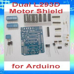 Motor-Drive-Shield-2x-L293D-KIT-for-Arduino-Duemilanove-UNO-Mega-2560