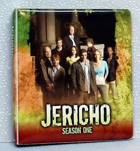 Jericho Season One Trading Card Binder