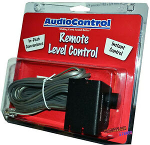 AUDIO-CONTROL-ACR-1-REMOTE-for-LC2i-6XS-LC6-OVERDRIVE