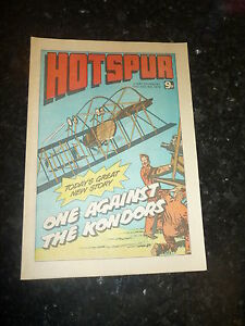 THE-HOTSPUR-Comic-No-1051-Date-08-12-1979-UK-Paper-Comic