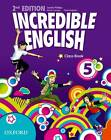 Incredible English: 5: Class Book by Oxford University Press (Paperback, 2012)