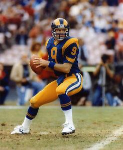 Jeff Kemp Los Angeles Rams 8x10 Sports Photo 70 Ebay