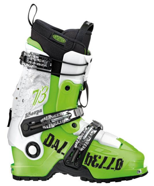 Scarponi sci Alpinismo Freeride DALBELLO SHERPA 7/3 I.D. dal bello mp 26.5