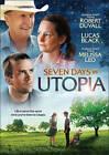 Seven Days in Utopia (DVD, 2011)