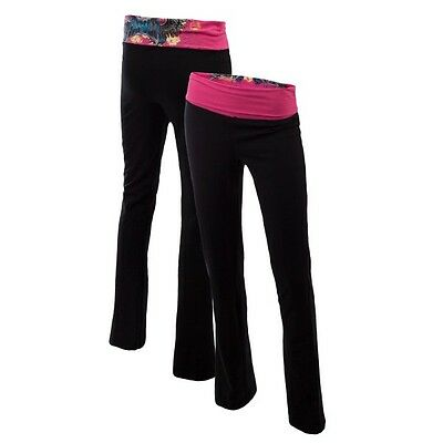 BNWT TAPOUT WOMENS YOGA WORKOUT TIGHT PANTS L MMA UFC LEGGINGS