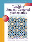 Teaching Student-Centered Mathematics: Developmentally Appropriate Instruction for Grades Pre K-2 (volume I) by Lou Ann H. Lovin, Karen S. Karp, John A. Van de Walle, Jennifer M. Bay-Williams (Paperback, 2013)