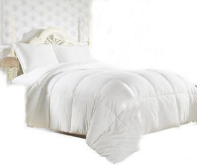 Oversized Goose Down Alternative Comforter Duvet Cover Insert