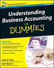 Understanding Business Accounting for Dummies 3E by Colin Barrow, John A. Tracy (Paperback, 2011)