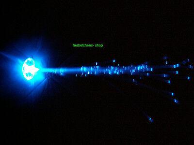 Leuchtende Led Haar Extension Glasfaser LED Haar-Accessoires Kinder Party