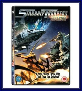 STARSHIP-TROOPERS-INVASION-Neil-Patrick-Harris-BRAND-NEW-DVD