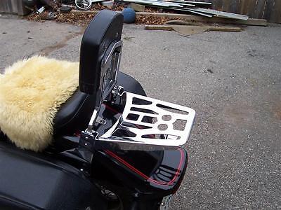 Luggage Rack for Yamaha V Star 1100 V Star 650 OEM Sissy Bars