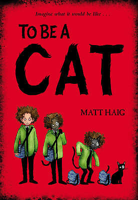 To Be a Cat-ExLibrary