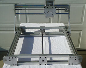 CNC-Router-Kits-Engraver-Cutter-Mill-Machine-Travel-24-x24-Milling