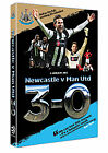 Newcastle United 3-0 Manchester United - 4th January 2012 (DVD, 2012)