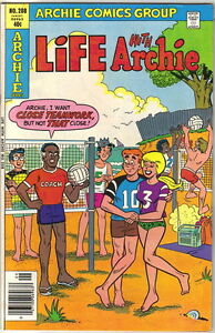 Life-With-Archie-Comic-Book-208-Archie-1979-FINE