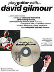 Play Guitar with... David Gilmour by Music Sales Corporation (Paperback, 1999)