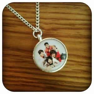 One-direction-BOY-1D-band-round-b-necklace