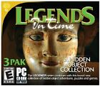 Legends In Time 3 Pack (PC, 2011)