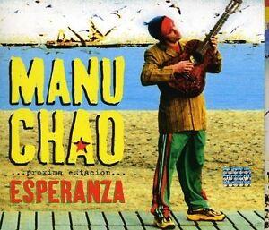 MANU CHAO, Proxima Estacion Esperanza, Excellent Original ...