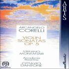 Arcangelo Corelli - Corelli: Violin Sonatas, Op. 5 [SACD] (2005)