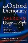 The Oxford Dictionary of Usage and Style by Bryan A. Garner (Hardback, 2000)