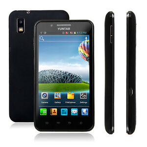 5 0 Quot Unlocked Smart Mobile Cell Phone Android 4 0 Dual Sim