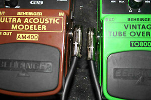 4-034-Mogami-Patch-Pedal-Board-cable-LOW-PROFILE