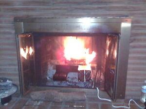 Hth Fireplace Furnace Grate Heat Exchanger Blower Heatilator Wood Pellet Burner Ebay
