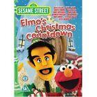 Elmo's Christmas Countdown (DVD, 2008)