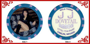 Dovetail-Ranch-Carlin-NV-JJ-039-s-Wild-Thing-Brothel-Collectors-Chip