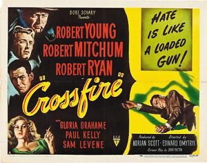 Crossfire (1947) – MUBI