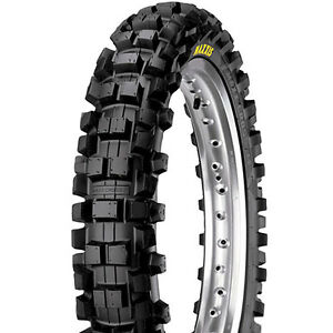 Maxxis-MaxxCross-110-100-18-IT-M7305-64M-TYRE-MOTORCROSS-DIRTBIKE-TYRE
