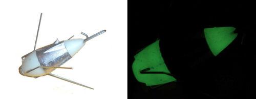 Packungen Mit 3 Breakaway Impact Kabel Alle Größen See Angeln Gewichte