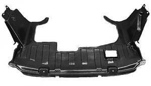 fits 2007-2008 HONDA Fit Front Bumper Lower Engine Splash Shield Apron Cover NEW