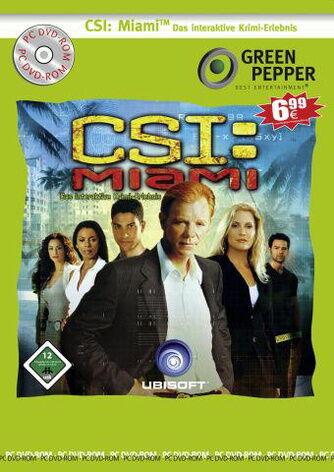 CSI - Crime Scene Investigation: Miami