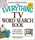 The Everything TV Word Search Book: A New Season of TV Puzzles - with No Reruns! by Charles Timmerman (Paperback, 2009)