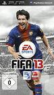 FIFA 13 (Sony PSP, 2012)