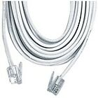 Ge phone cable - for 50 ft white 26530 jastl26530