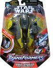 Hasbro Star Wars Transformers: Anakin Skywalker Action Figure