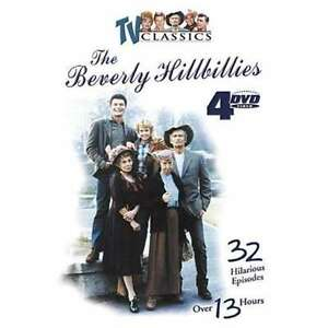 The-Beverly-Hillbillies-DVD-Donna-Douglas-Irene-Ryan-Buddy-Ebsen-Various