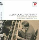 Johann Sebastian Bach - Glenn Gould Plays Bach: English Suites; French Suites; Overture in the French Style (2012)