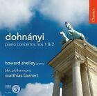 Ernst von Dohnanyi - Dohnányi: Piano Concertos Nos. 1 & 2 (2010)