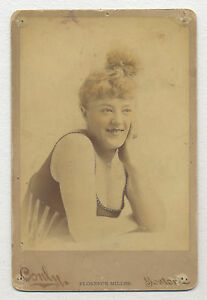 1890-039-s-THEATRE-ACTRESS-FLORENCE-MILLER-CABINET-PHOTO-C-F-CONLEY-BOSTON