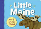 Little Maine by Jeannie Brett (Board book, 2010)