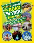 Kids Ultimate U.S. Road Trip Atlas: Maps, Games, Activities, and More for Hours of Backseat Fun! by Crispin Boyer (Paperback, 2012)